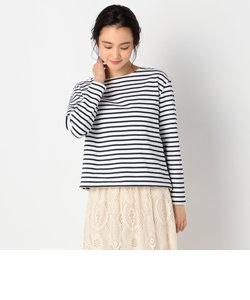 OE バスクシャツ(ボーダーカットソー)