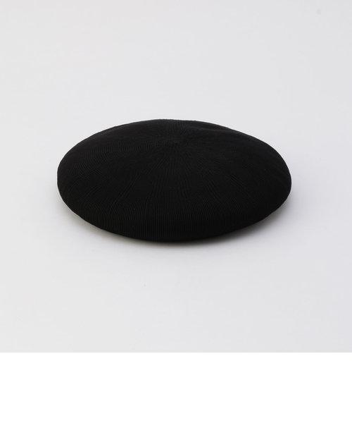 サーモパイピングベレー帽