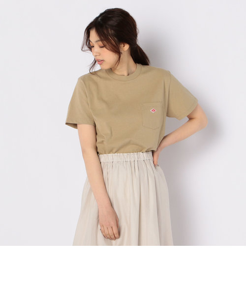 【DANTON/ダントン】POKET Tシャツ #JD-9041