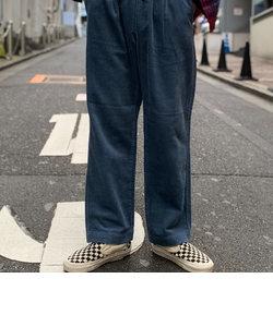 【WEB限定カラーあり】【SUNDAY TOOLS WEAR】 シェフパンツ ワイドパンツ コーデュロイパンツ