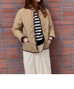 【Traditional Weatherwear】<fredy別注>ARKLY SHORTキルティング