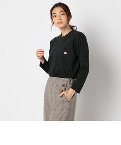 【DANTON/ダントン】ロングスリーブTシャツ #JD-9077