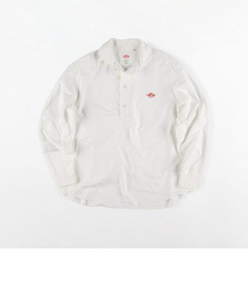 【DANTON/ダントン】丸えりオックスシャツ#JD-3568 YOX
