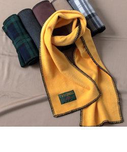 【TWEED MILL/ツイードミル】別注 Fleece Scarf フリーススカーフ