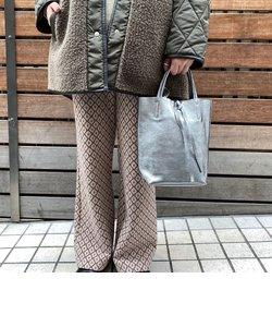 【MARLON / マーロン】SHOPPER SMALL LAMINATO ショッパートートバッグ S