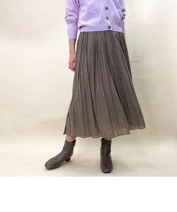割繊ギャザースカート