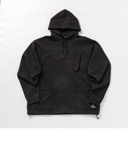 【Vertigo Designs / バーティゴデザイン】 Chest Flap Hoodie #VE-21SS021