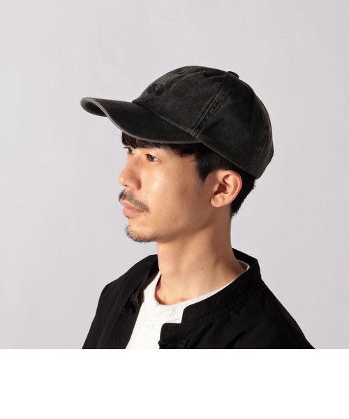 【FRUIT OF THE LOOM / フルーツオブザルーム】LOGO PIGMENT LOW CAP/ピグメントローキャップ