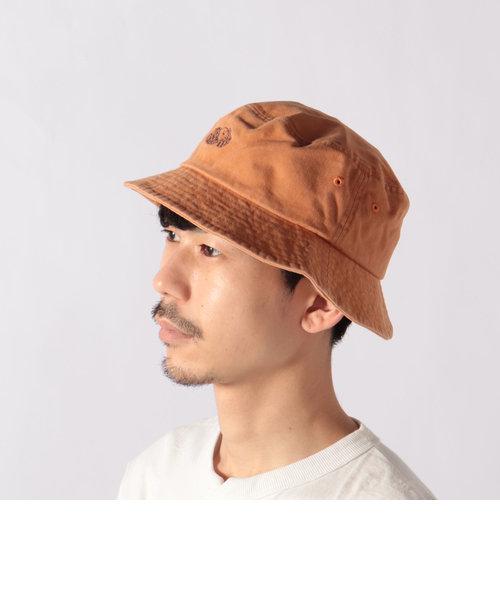【FRUIT OF THE LOOM/フルーツオブザルーム】LOGO PIGMENT BUCKET HAT/ピグメント バケットハット