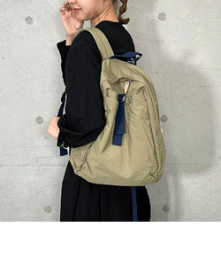 【EARTH MADE/アースメイド】9POCKETS WASHED RUCK リュック
