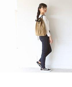 【3/1ヒルナンデス!放映・新色追加】ワッシャー2WAYトートバッグ(リュックサック/バックパック)