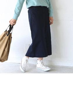 【先行販売】ストレッチロングタイトスカート
