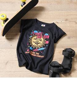 【coen キッズ / ジュニア】JumbleプリントTシャツ