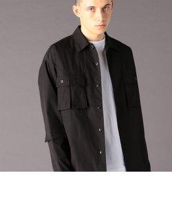 TCストレッチタイプライターユーティリティCPOシャツジャケット(セットアップ対応)(UTILITY LINE)#