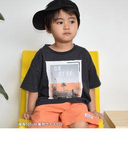【coen キッズ / ジュニア】フォトプリントTシャツ