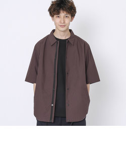 半袖コーチシャツジャケット