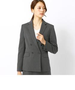 ダブルブレストジャケット(セットアップ商品)
