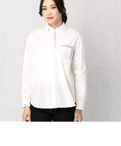 〔抗菌防臭機能付き〕ポケットデザインシャツ