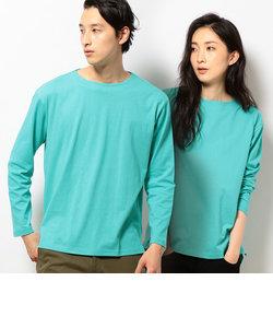 空紡天竺チュニックTシャツ