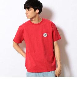 フェルトワッペン付 半袖Tシャツ