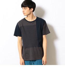 パネル切替 半袖Tシャツ