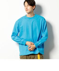 ビッグシルエット 長袖 Tシャツ