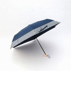 【モノコムサ】ストライプ日傘