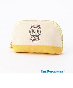【モノコムサ】シェル型ポーチ(I'm Doraemon)