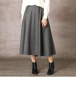 〔Sサイズ〕ストレッチツイード スカート