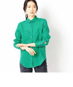カラフルリネンシャツ