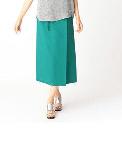 ドライタッチ巻きスカート