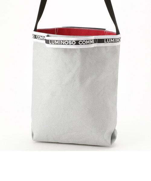 タテ型ロゴバッグ