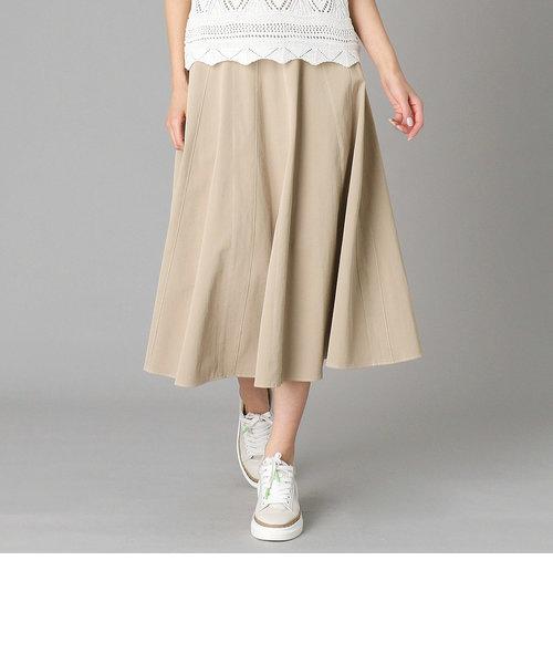 ツイル フレアースカート