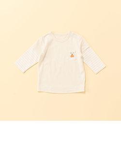 動物シリーズ長袖Tシャツ