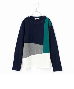【Jrサイズ】プレミアウォーム長袖Tシャツ
