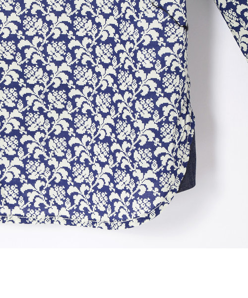 a3a7f7eb482cb ...  ジュニアサイズ タナローンリンゴンベリープリントシャツ ...