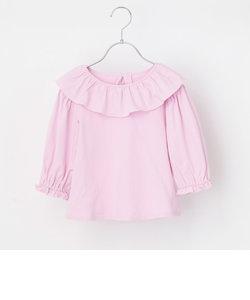 長袖フレアTシャツ