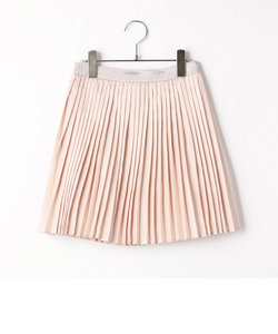 〔140cm~〕オーロララメプリーツスカート