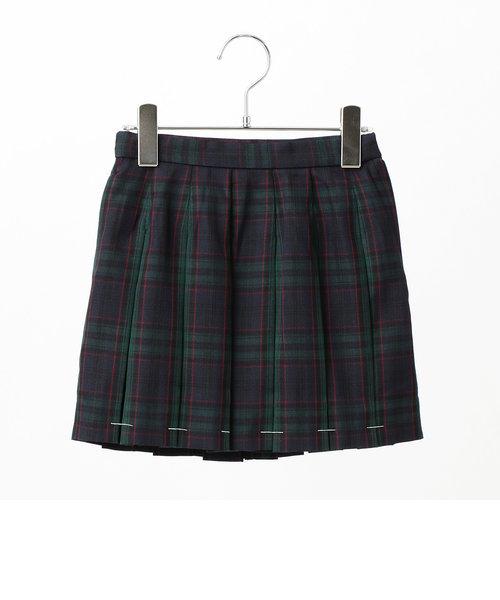 b9b4b4678ca19b クランタータンプリーツスカート(110cm~130cm)   COMME CA ...