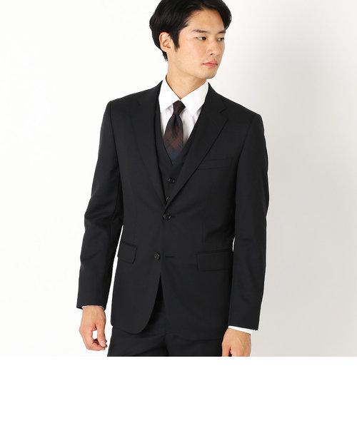 【セットアップ対応】ウールギャバ スーツジャケット