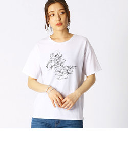 グラフィカル Tシャツ