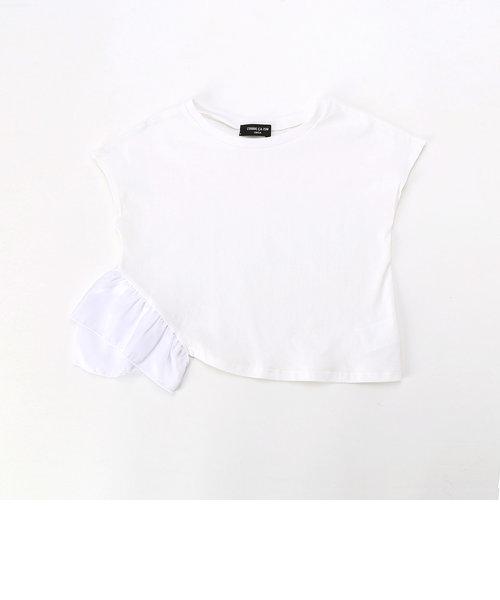 フリル Tシャツ