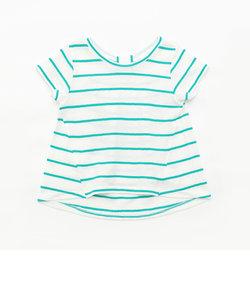 後ろリボンデザイン Tシャツ