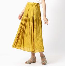 デザイン切り替え ギャザースカート