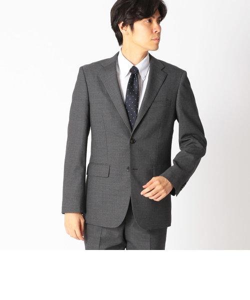 《セットアップ》 メッシュメランジ スーツジャケット