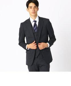 【セットアップ対応】 ウールギャバ  スーツジャケット