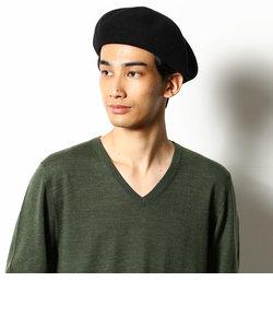 メリノウール ベレー帽