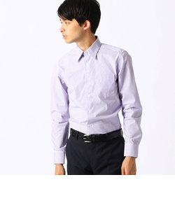 ★TV媒体着用商品★ 《イージーケア・抗菌防臭加工》 カラーストライプ レギュラーカラーシャツ