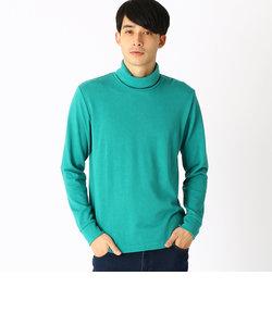 タートルネックTシャツ