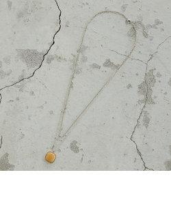 《天然石》 レイヤードネックレス